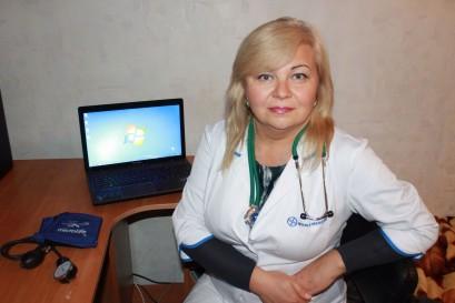 Нагорная Валентина Геннадиевна