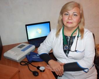 Доктор Нагорной Валентина Геннадиевна