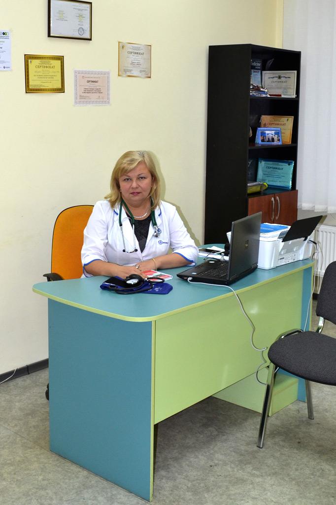 Доктор Нагорная